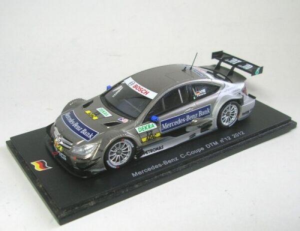 MERCEDES-BENZ C-Coupe n. 12 Christian Vietoris DTM 2012
