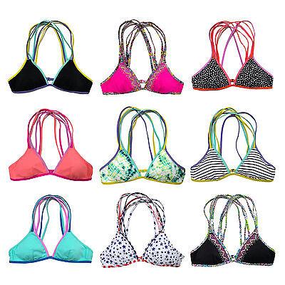 Victoria's Secret Natation Haut Bikini à Lanière Triangle Sans Dos Croisé Vs Nwt | eBay