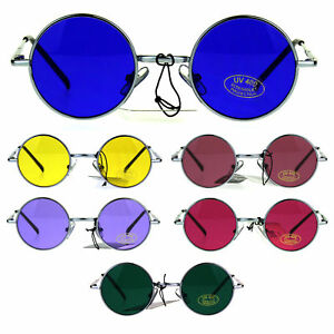 cb4c8b0a6 Children Size Hippie Groove Pimp Daddy Round Circle Lens Sunglasses ...