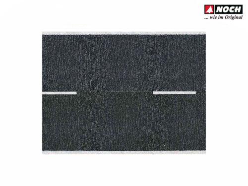 100 x 4,8 cm Ancora 60410 strada di catrame nero NUOVO /& OVP + suddivisi in 2 rotoli