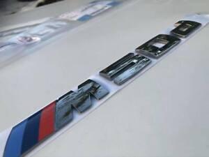 NEW LOGO BMW Coffre M50d GRIS ANTHRACITE 51148059012 X6 X5 F16 G06 F15 ORIGINAL