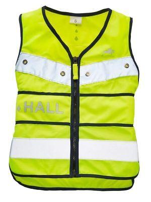 Instancabile Harry Hall Hh5051 Hi Viz Kids Tabbard- Buono Per L'Energia E La Milza