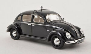 Image Is Loading Wonderful Modelcar Vw Beetle Rometsch 4 Door Taxi