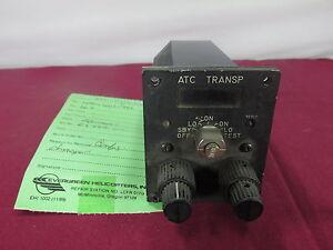 Aircraft-Edwards-Radio-RCT-101-ATC-TRANSP-P-N-100-1101-201-Aviation-Avionics