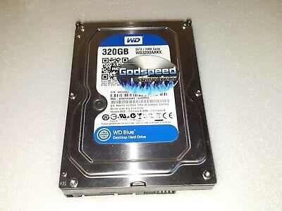 320GB SATA Hard Drive Windows XP Home Edition Loaded HP Media Center PC m7680n