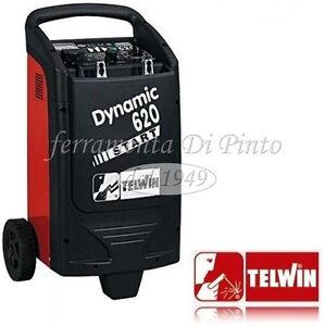 Ladegerat-Starter-Profi-Auto-Motorrad-TELWIN-DYNAMIC-620-Batterie