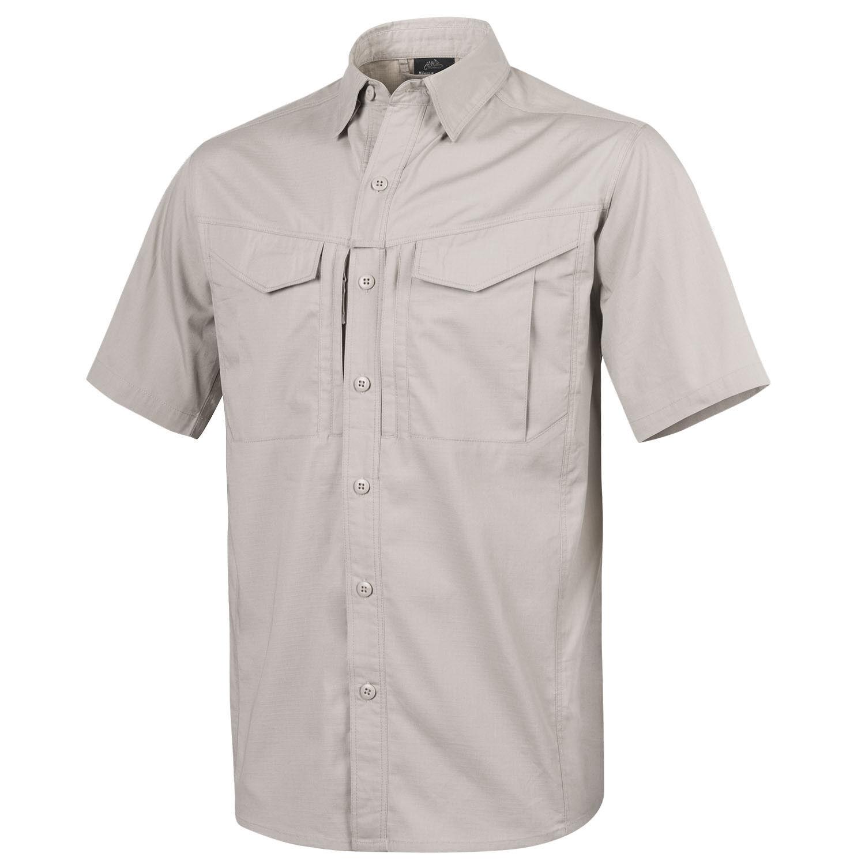 Helikon Tex DEFENDER Mk2 Shirt short sleeve Outdoor Freizeit Hemd khaki XXXL 3XL