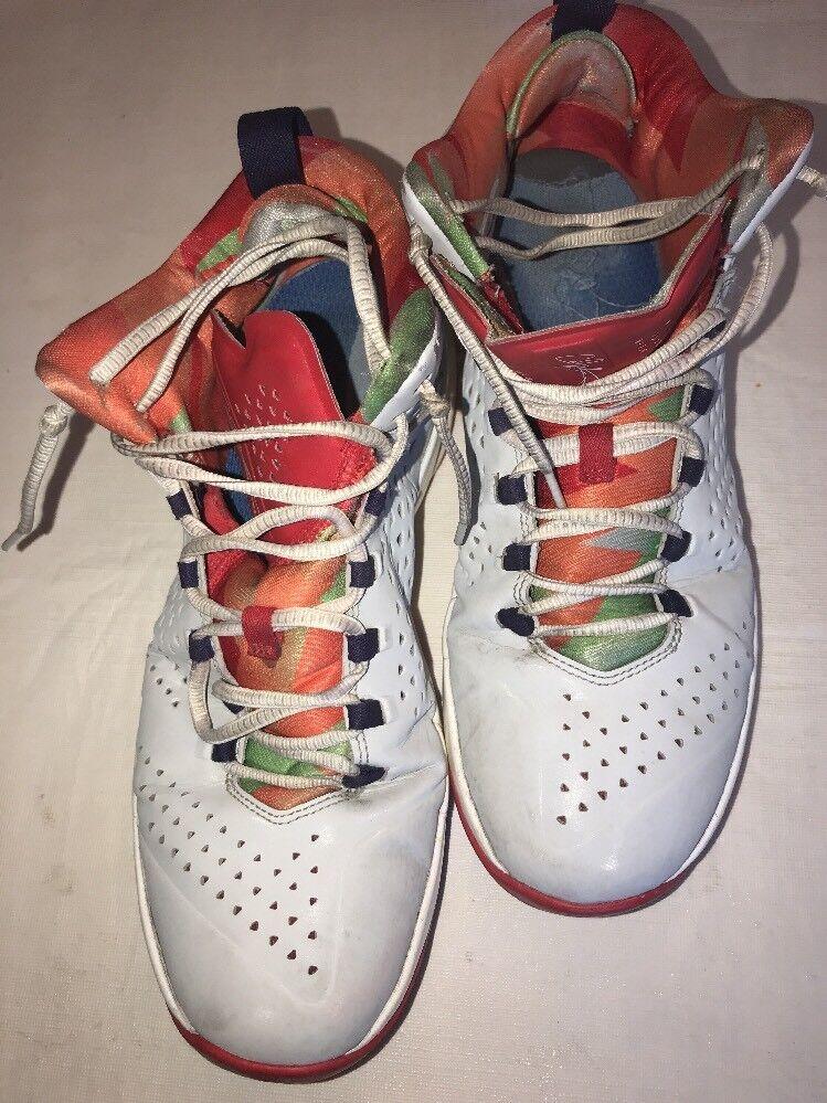 Nike Air Jordan Melo II Cool Gray - Comfortable