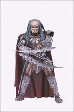 Mcfarlane: Alien vs Predator: ELDER PREDATOR figure - RARE (celtic/scar/movie)
