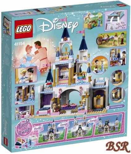 41154 cinderellas rêve Château /& nouveau neuf dans sa boîte /& 0 LEGO ® DISNEY PRINCESS ™ € Expédition