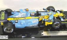 2005 Alonso R25 F1 RENAULT Champion Constructors Hot Wheels Limited Edition