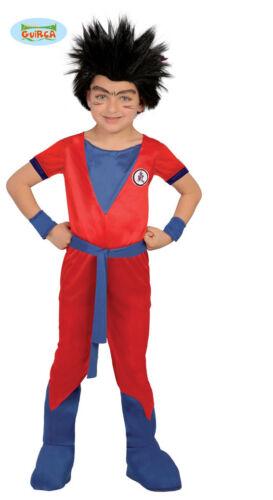 GUIRCA Costume Goku Dragon Ball guerriero carnevale bambino mod 8276/_
