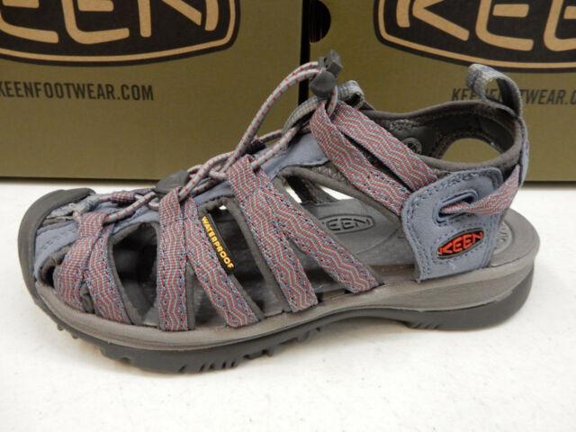 ab849f06bbe5 KEEN Womens Sandals Whisper Flint Stone Bossa Nova Size 9.5 for sale ...