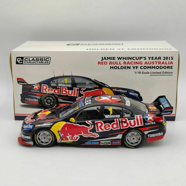 Classic Carlectables 1:18 Holden VF Commodore Jamie Whincup's #1 2015 18586