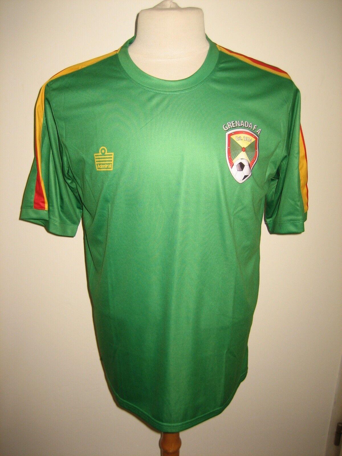 Grenada FA home football shirt soccer jersey camiseta maillot NEW trikot Talla M