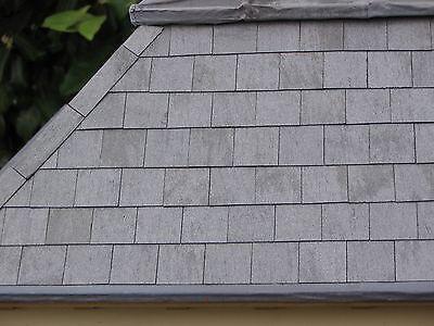 250 1:12th Dolls House Versi Slate Roof Tiles | eBay