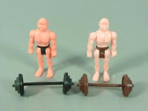 STECKIS-Gewichtheber-2-versch-dabei-einmal-Hantel-und-Hose-braun