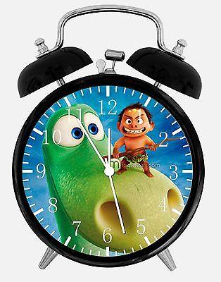 "2019 Nieuwste Ontwerp Disney The Good Dinosaur Alarm Desk Clock 3.75"" Home Office Decor E89 Great Gift"