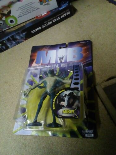 MIKEY Bendable Figure MOC Men in Black Vintage 1997 Galoob Toys