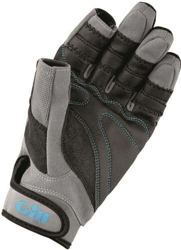 S-L Maritim Damenhandschuh Handschuh 2 Finger frei Seglerhandschuh Segeln Gr