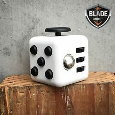 FIDGET CUBE STRESS ANXIETY DESK TOY RELIEF 6 SIDED 2017 FOR ADULT KIDS