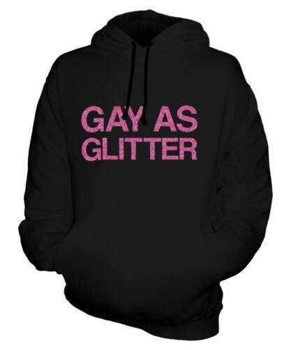 Pride Haut À Comme Paillette Sweat Gay Cadeau Lgbt Unisexe Capuche xq6F144z