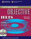 Objective IELTS Intermediate Student's Book with CD ROM by Michael Black, Wendy Sharp (Mixed media product, 2006)