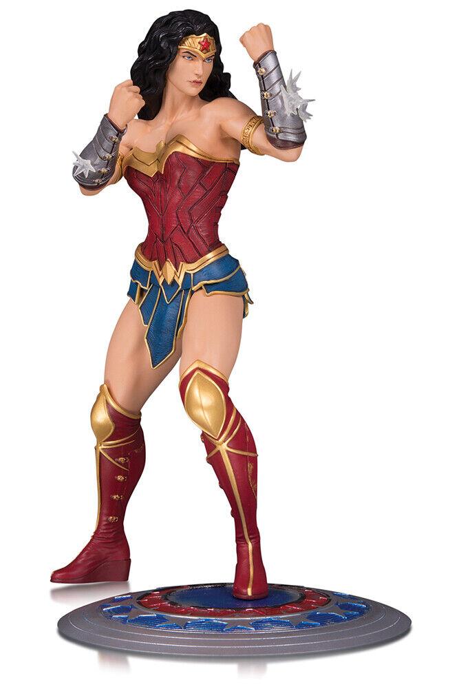DC Core Wonder donna PVC Statue DC DIRECT