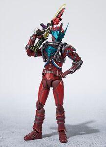 S.h.figurines Masqué Kamen Rider Construction Sang Stalk Figurine Articulée