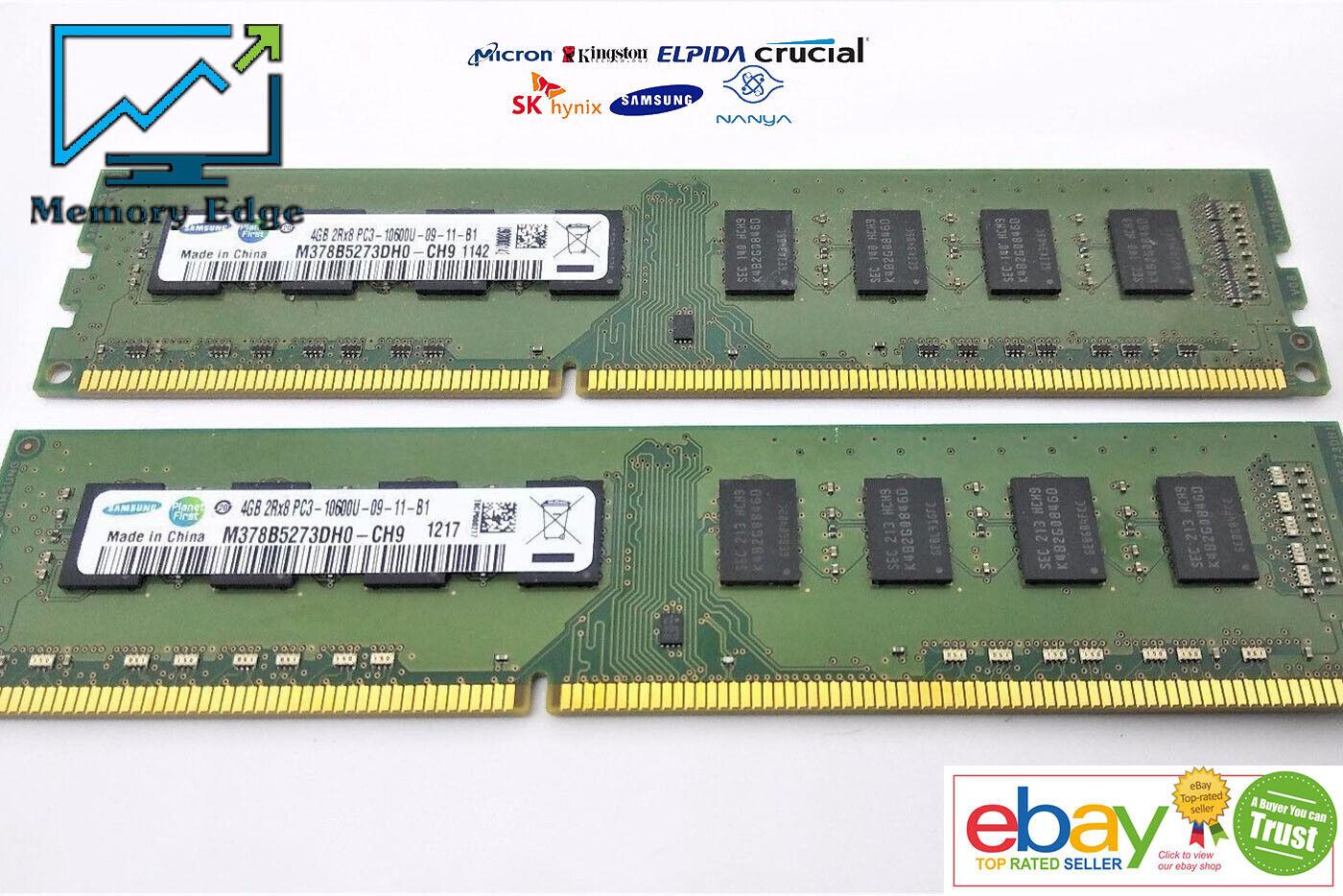8GB kit Memory RAM for HP Pavilion P6000 Series (B22)