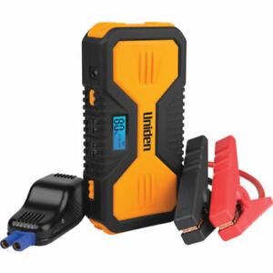 UNIDEN-UPP136-BATTERY-JUMP-STARTER-USB-POWER-PACK-SUPPLY-BOOSTER-LIGHT