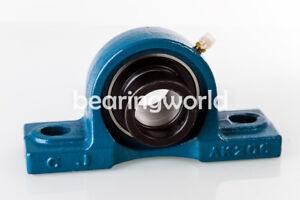 """2-15//16/"""" Pillow Block Bearing W// Lock Collar HCAK215-47"""