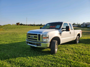 2008 Ford F-250 4x4