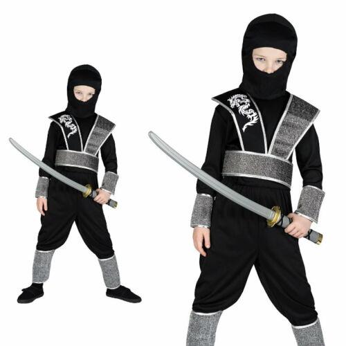 Ninjakostüm Ninja Japon combattants Costume pour enfants