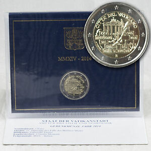 2-Euro-Coin-Coin-Vatican-Vatican-25-JT-Fall-of-the-Berlin-Wall-Wall-Case-2014