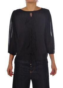 blouses Shirts Twin Black Woman 5107231g184338 Set 6nP4S