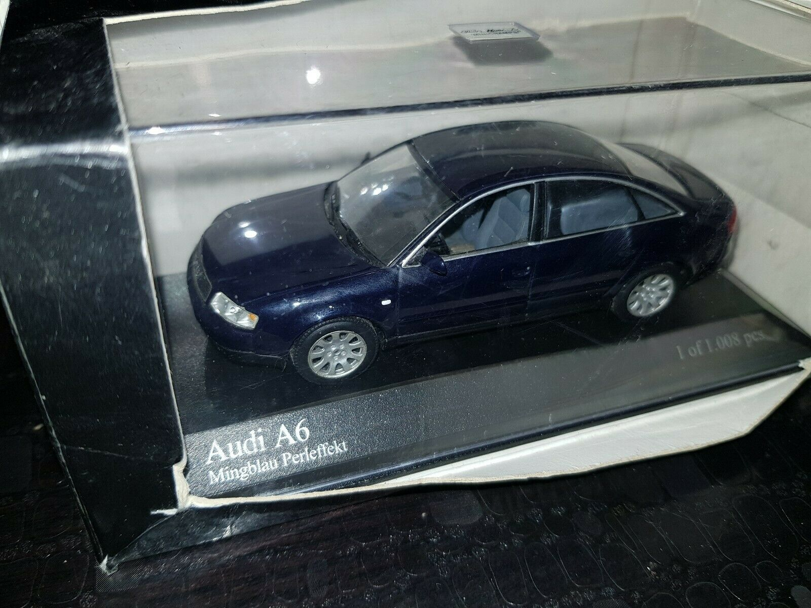 Audi a6 c5 minichamps 1 43
