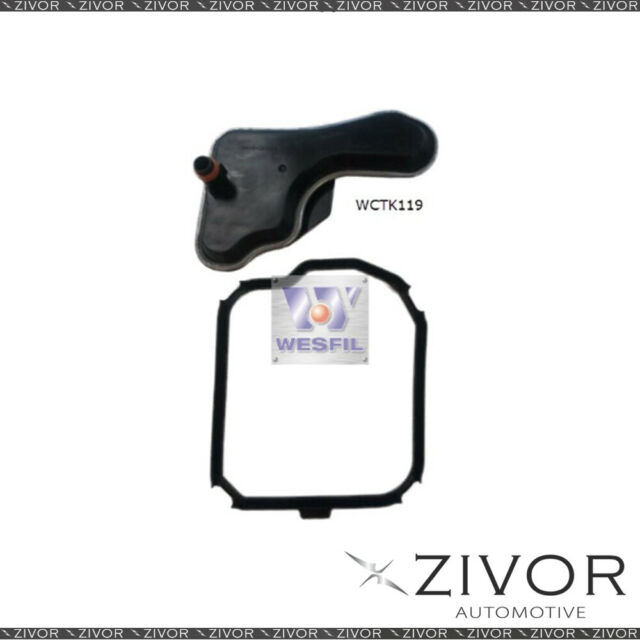 Transmission Filter Kit For Peugeot 307 2001-2005 -WCTK119 *By Zivor*