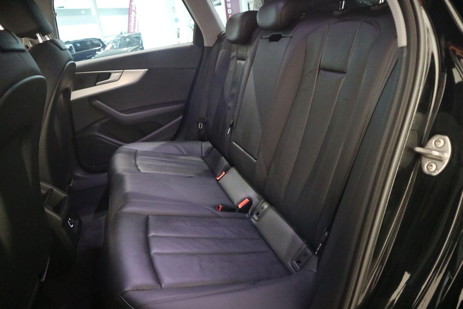 Audi A4 2,0 TDi 190 Sport Avant S-tr. - billede 7