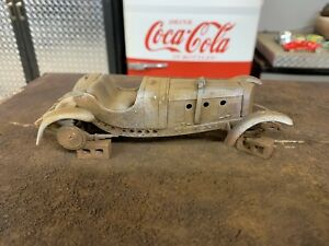 1931 Mercedes Benz SSKL Custom Junk Yard Barn Find 1/24 ...