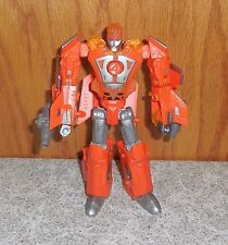 Transformers Marvel Crossovers HUMAN TORCH Fantastic Four Hasbro