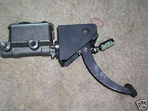 Master Cylinder Firewall Mount T Bucket Hot Rod Rat Brake