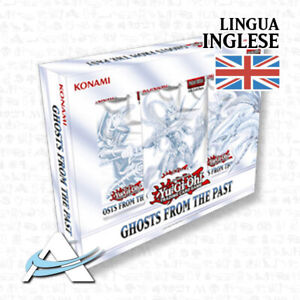Box Ghosts from the Past • Fantasmi dal Passato • INGLESE GFTP • 3 Buste Yugioh