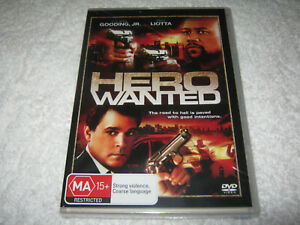 Hero-Wanted-Cuba-Gooding-Jr-New-Sealed-DVD-R4