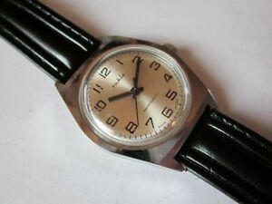 Vintage RUHLA  Armbanduhr Wristwatch Kaliber Ruhla UMF24 DDR GDR gut erhalten