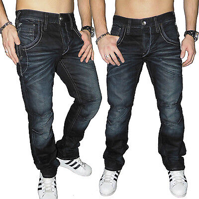 NEUF JACK JONES BOXY POWEL jj579 Straight Fit Jeans Pantalon MEGA STYLE