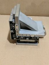 Newport M 462 Series Xyz Linear Translation Stage With 3 Axis Interferometer
