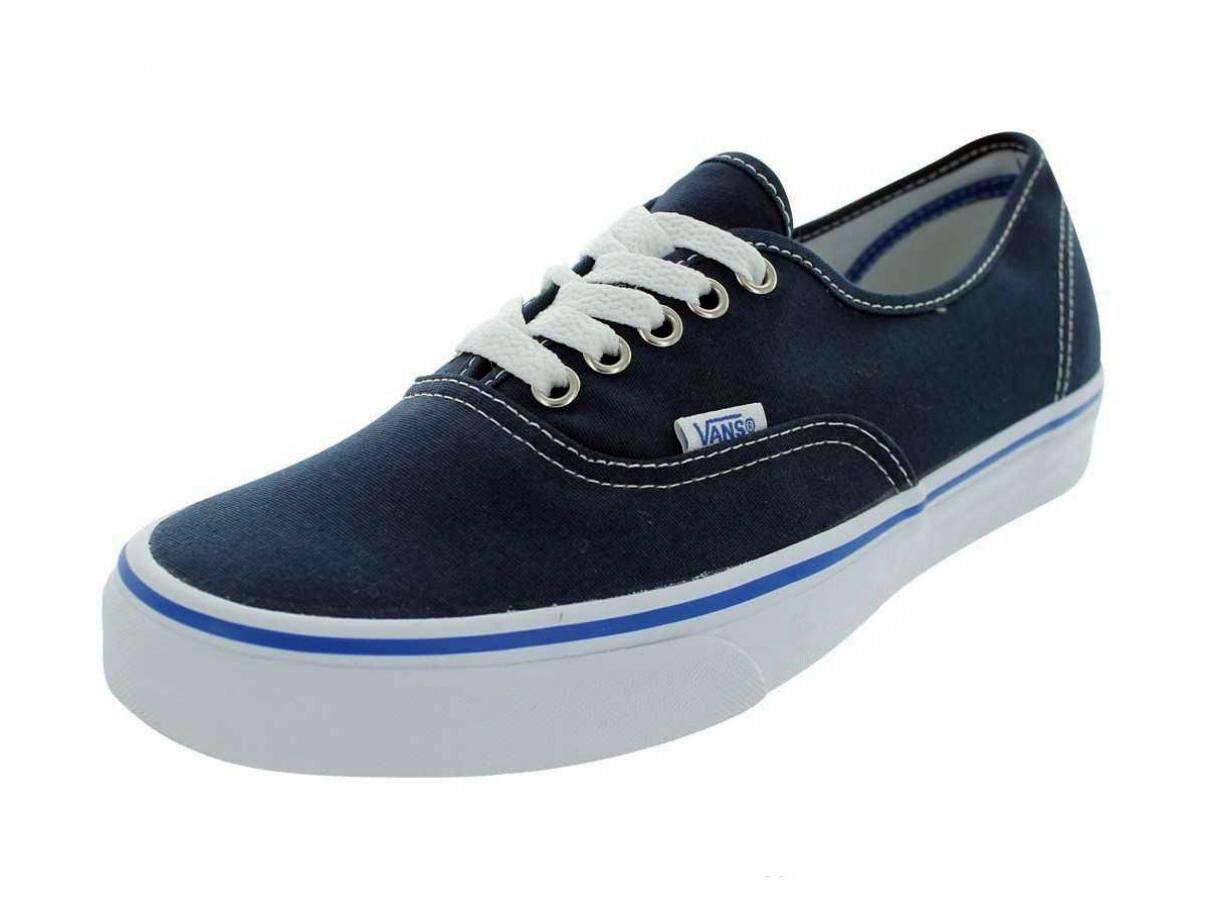 Vans chaussures Authentic Dress bleus Nautical bleu N° 44.5 US Men 11.0 cm 29.0