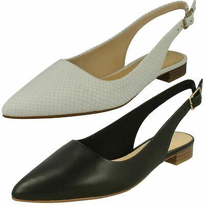 Clarks Ladies Sling Back Shoes 'Laina15