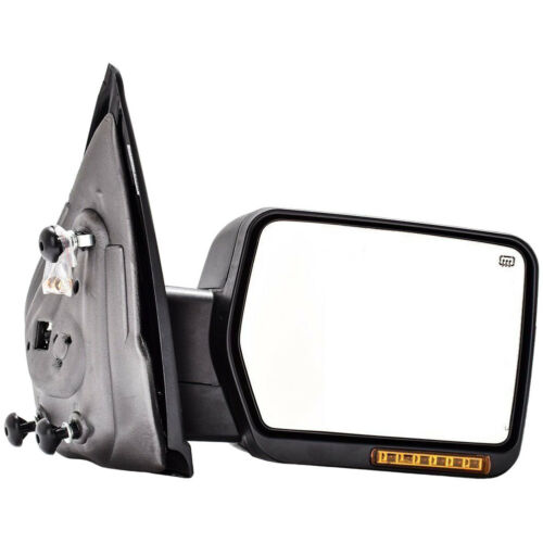 New Set of 2 Power Tow Door Mirror for Ford F150 2004-2006 Mark LT 2006 Pair
